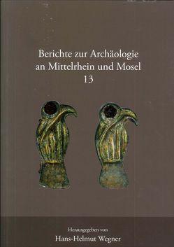 Berichte zur Archäologie an Mittelrhein und Mosel von Brücken,  G, Gleser,  R, Haas,  J., Huttener,  R, Joachim,  H E, Jürgens,  A, Mernen,  M, Wegner,  Hans H