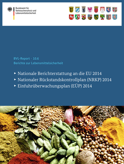 Berichte zur Lebensmittelsicherheit 2014