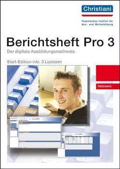 Berichtsheft Pro 3