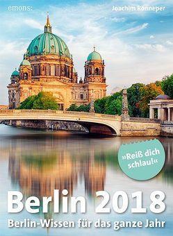 Berlin 2018 von Boos,  Eva, Fleischmann,  Dorothee