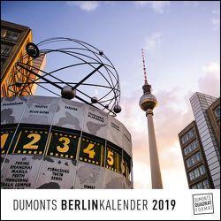 Berlin 2019 – Wandkalender – Quadratformat 24 x 24 cm von DUMONT Kalenderverlag, Fotografen,  verschiedenen