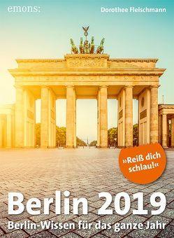 Berlin 2019 von Fleischmann,  Dorothee