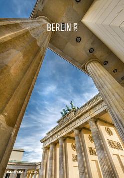 Berlin 2020 – Bildkalender (24 x 34) – Landschaftskalender – Regionalkalender – Wandkalender von ALPHA EDITION