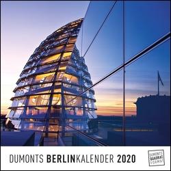 Berlin 2020 – Wandkalender – Quadratformat 24 x 24 cm von DUMONT Kalenderverlag, Fotografen,  verschiedenen