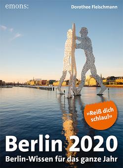 Berlin 2020 von Fleischmann,  Dorothee