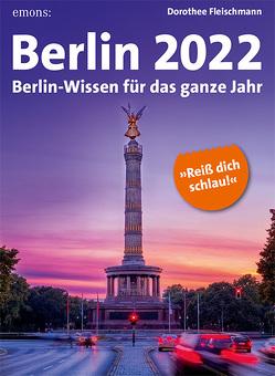 Berlin 2022 von Fleischmann,  Dorothee