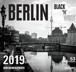 Berlin Black 'N White (2019) von Burckhardt,  Wolfram