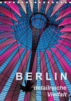 Berlin – detailreiche Vielfalt (Tischkalender 2019 DIN A5 hoch) von J. Richtsteig,  Walter