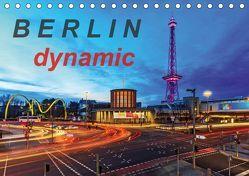 Berlin dynmaic (Tischkalender 2019 DIN A5 quer) von Herrmann,  Frank