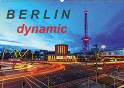 Berlin dynmaic (Wandkalender 2019 DIN A2 quer) von Herrmann,  Frank