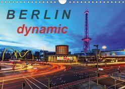 Berlin dynmaic (Wandkalender 2019 DIN A4 quer) von Herrmann,  Frank