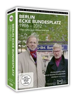 Berlin – Ecke Bundesplatz von Gumm,  Detlef, Kubitz,  Peter Paul, Ullrich,  Hans-Georg
