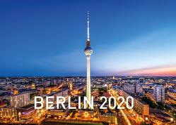 Berlin Exklusivkalender 2020 (Limited Edition) von Becke,  Jan