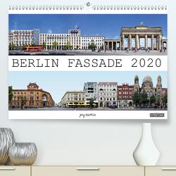 Berlin Fassade (Premium, hochwertiger DIN A2 Wandkalender 2020, Kunstdruck in Hochglanz) von Dietrich,  Jörg
