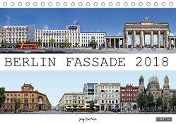 Berlin Fassade (Tischkalender 2018 DIN A5 quer) von Dietrich,  Jörg