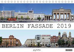 Berlin Fassade (Tischkalender 2019 DIN A5 quer) von Dietrich,  Jörg