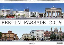 Berlin Fassade (Wandkalender 2019 DIN A2 quer) von Dietrich,  Jörg
