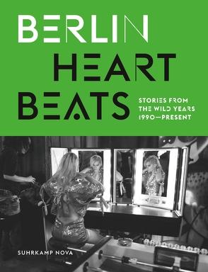 Berlin Heartbeats von Fesel,  Anke, Keller,  Chris