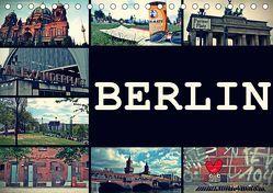 BERLIN horizontal (Tischkalender 2019 DIN A5 quer) von Büttner,  Stephanie