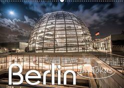 Berlin – im Fokus (Wandkalender 2019 DIN A2 quer) von Schöb,  Monika