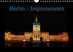 Berlin – ImpressionenAT-Version (Wandkalender 2018 DIN A4 quer) von Hennig,  Jörg