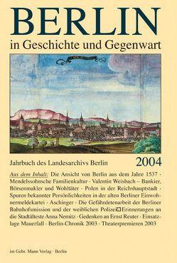 Berlin in Geschichte und Gegenwart von Dettmer,  Klaus