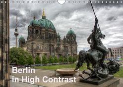 Berlin in High Contrast (Wandkalender 2018 DIN A4 quer) von Prüfert,  Michael-Kurt