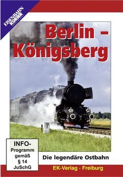 Berlin – Königsberg