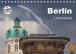 Berlin – Lebenslust (Tischkalender 2018 DIN A5 quer) von boeTtchEr,  U