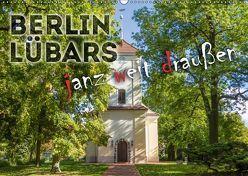 BERLIN LÜBARS janz weit draußen (Wandkalender 2018 DIN A2 quer) von Viola,  Melanie