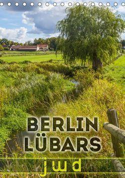 BERLIN LÜBARS jwd (Tischkalender 2019 DIN A5 hoch) von Viola,  Melanie