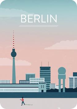 Berlin. Magnet von Reinke,  Katinka