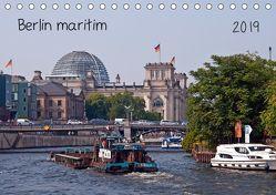 Berlin maritim (Tischkalender 2019 DIN A5 quer) von Möller,  Michael
