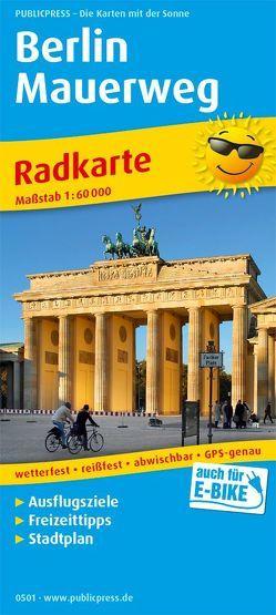 Berlin Mauerweg