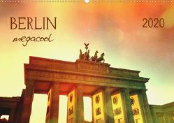 Berlin megacool (Wandkalender 2020 DIN A2 quer) von Wojciech,  Gaby
