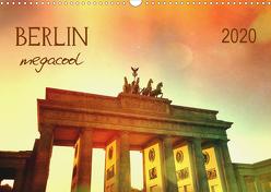 Berlin megacool (Wandkalender 2020 DIN A3 quer) von Wojciech,  Gaby
