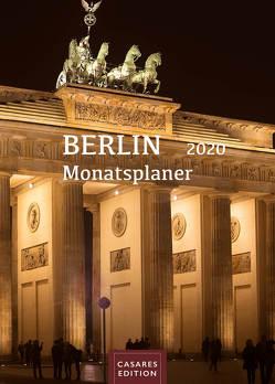 Berlin Monatsplaner 2020 30x42cm von Schawe,  Heinz-werner