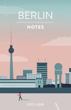 Berlin. Notes von Reinke,  Katinka