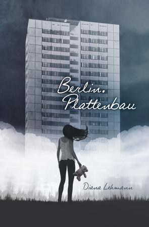 Berlin.Plattenbau von Lehmann,  Diana