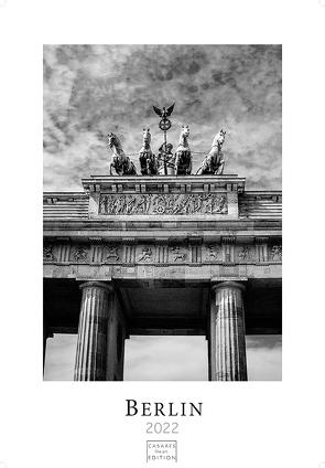 Berlin schwarz-weiss 2022 S 29x21cm von Schawe,  Heinz-werner