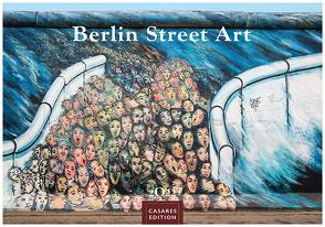 Berlin Street Art 2022 L 35x50cm von Schawe,  Heinz-werner