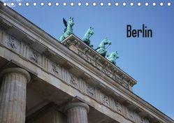 Berlin (Tischkalender 2019 DIN A5 quer) von Geiling,  Wibke