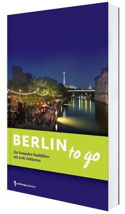 Berlin to go von Vogt,  Laura