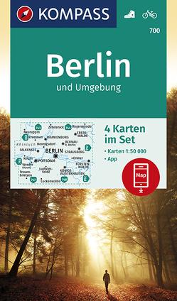 Berlin und Umgebung von KOMPASS-Karten GmbH