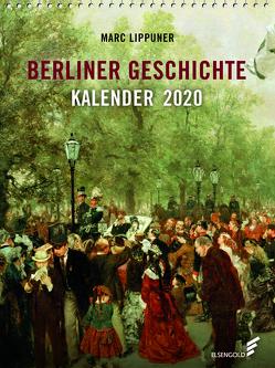 Berliner Geschichte von Lippuner,  Marc