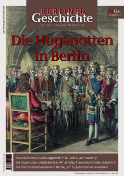Berliner Geschichte – Zeitschrift für Geschichte und Kultur