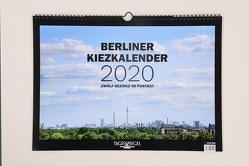 Berliner Kiezkalender 2020
