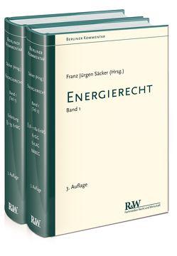 Berliner Kommentar zum Energierecht, Band 1 von Säcker,  Franz-Jürgen