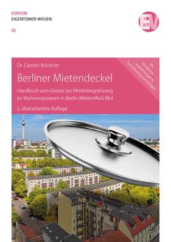 Berliner Mietendeckel von Brückner,  Carsten