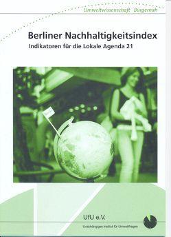 Berliner Nachhaltigkeitsindex von Kliche,  Florian, Schmidthals,  Malte